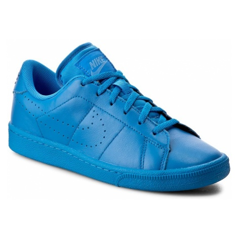 Buty NIKE - Tennis Classic Prm (GS) 834123 400 Photo Blue/Pht Blue Unvrsty Bl
