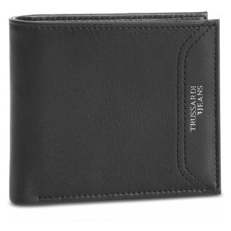 Duży Portfel Męski TRUSSARDI JEANS - Business Affair Wallet Coin 71W00050 K299