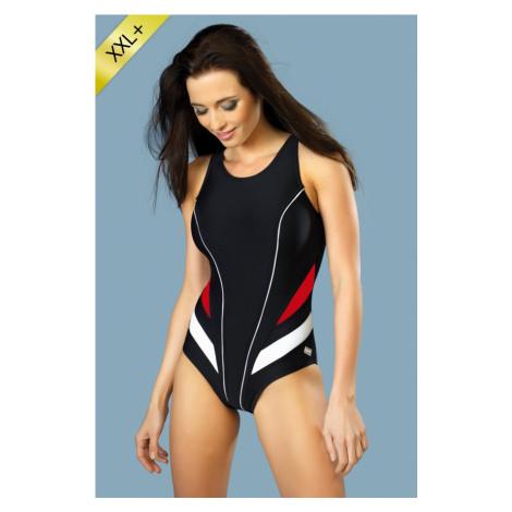 Damski kostium kąpielowy Laila jednoczęściowy Gwinner