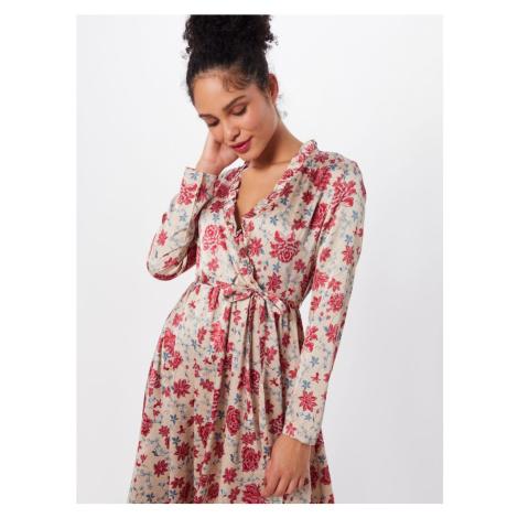 GLAMOROUS Sukienka koszulowa 'HP0798' mieszane kolory / różowy pudrowy