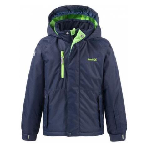 KAMIK kurtka narciarska Hunter Solid Peacoat blue/green