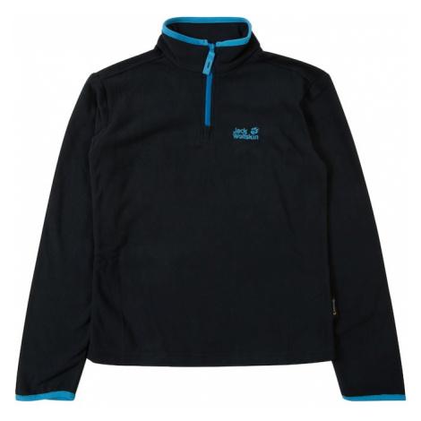 JACK WOLFSKIN Sweter sportowy 'Gecko' kobalt niebieski / niebieski
