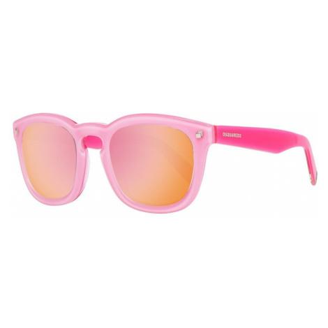 Okulary przeciwsłoneczne DQ0198 74Z 49 Dsquared²