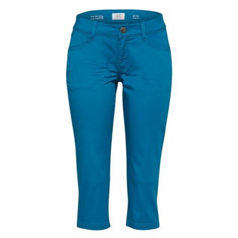 Q/S Designed By Spodnie niebieski