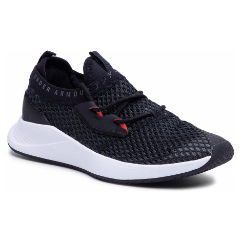 Buty UNDER ARMOUR - Ua W Charged Breathe Smrzd 3022585-001 Blk