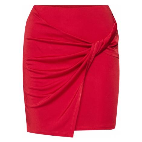 EDITED Spódnica 'Libby' rubinowo-czerwony