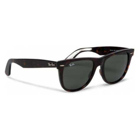 Ray-Ban Okulary przeciwsłoneczne Original Wayfarer Classic 0RB2140 902 Brązowy