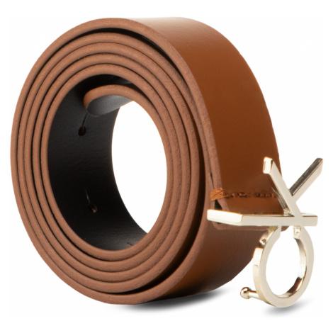 Pasek Damski CALVIN KLEIN - Ck Logo Belt 30mm K60K606716 GAC