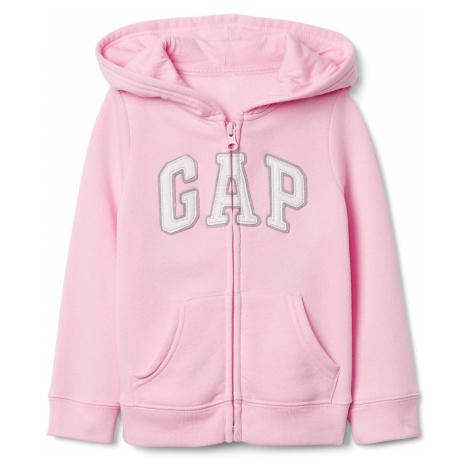 GAP różowy dziewczęce bluza