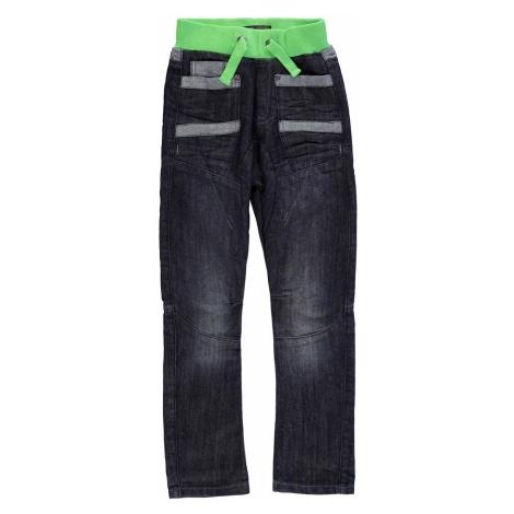 No Fear Contrast Rib Jeans Junior