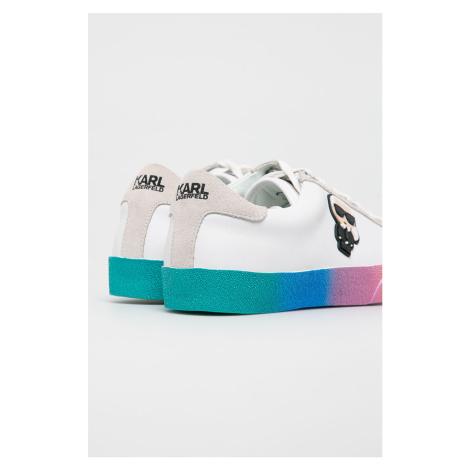Karl Lagerfeld - Buty Skool II Kalifornia Ikon Lce