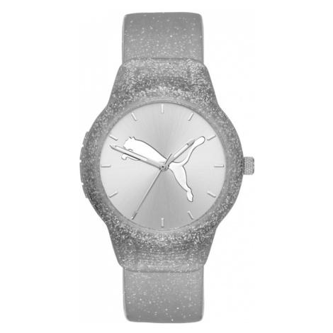 Zegarek PUMA - Reset P1003 Silver/Silver