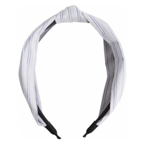 EDITED Biżuteria do włosów 'Tenea' niebieski / biały