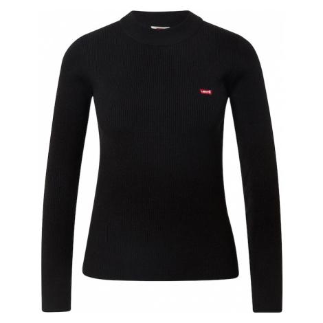 LEVI'S Sweter czarny Levi´s