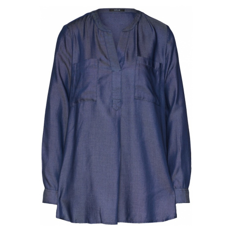 OPUS Bluzka 'Finnur' niebieski