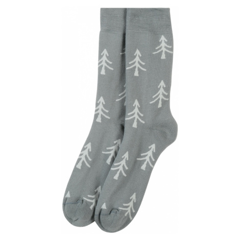Bleed Clothing Skarpety 'Polar Tree Socks' zielony