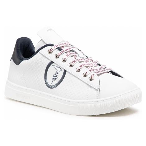 Sneakersy TRUSSARDI - 77A00343 W656