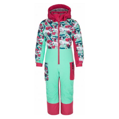 Girl's ski overall Kilpi SAARIN-JG