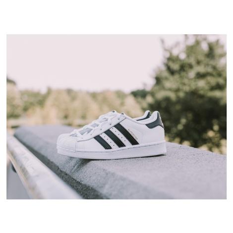 Buty dziecięce sneakersy adidas Originals Superstar Foundation BA8378