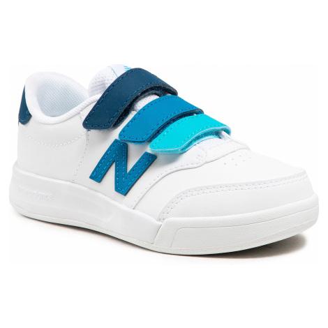 Sneakersy NEW BALANCE - PVCT60KW Biały