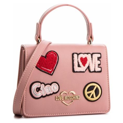 Torebka LOVE MOSCHINO - JC4084PP17LJ0600 Rosa