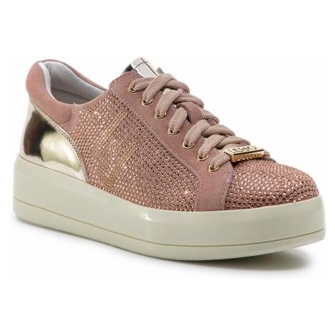 Sneakersy LIU JO - Kim 07 B19015 TX011 Peach 31406
