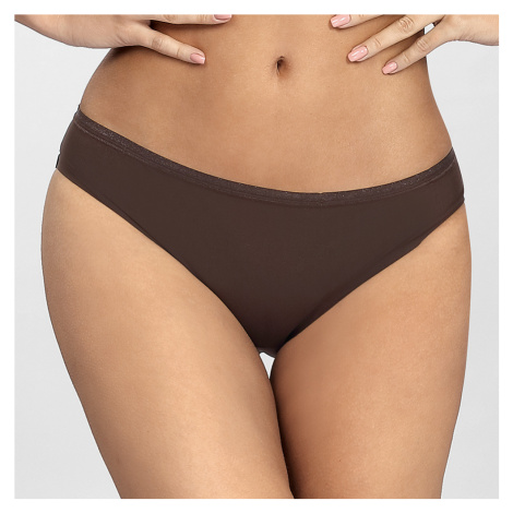 Majtki Wonderbra Nude Fan Chocolate