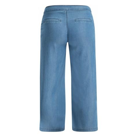 Esprit Maternity Spodnie niebieski denim