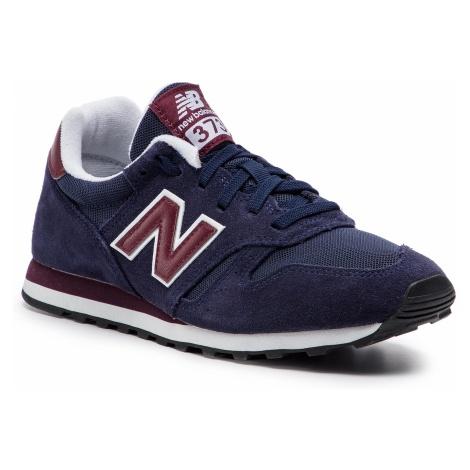 Sneakersy NEW BALANCE - ML373BUP Granatowy