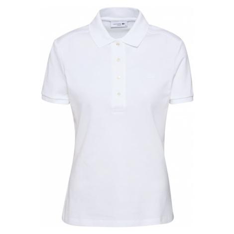 LACOSTE Koszulka 'CHEMISE' biały