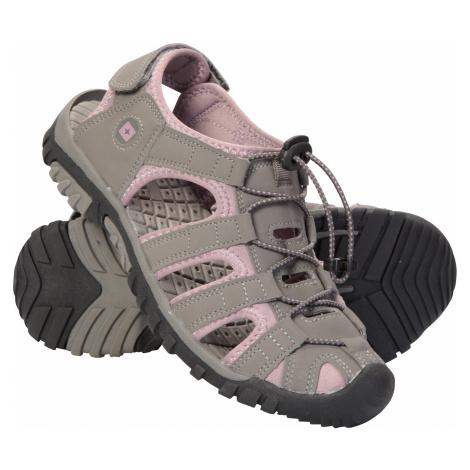 Sandały damskie Trek - Pink