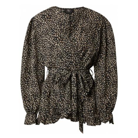 AX Paris Bluzka czarny / mieszane kolory