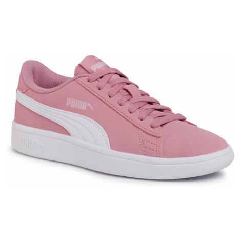 Sneakersy PUMA - Smash v2 Buck Jr 365182 21 Fozglove/Puma White