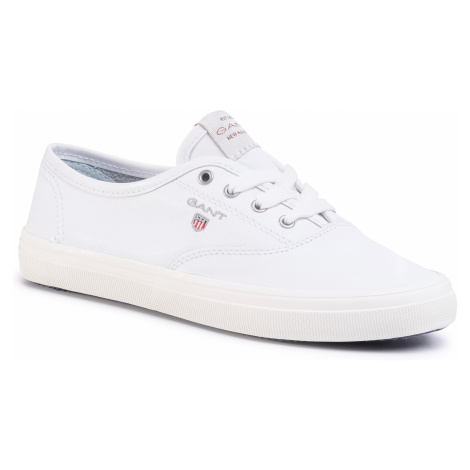 Tenisówki GANT - Preptown 20531446 Bright White G290