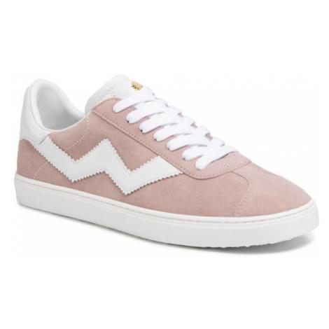 Stuart Weitzman Sneakersy Daryl S3693 Różowy