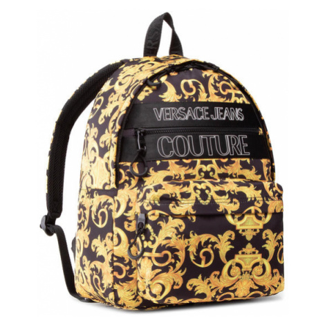 Versace Jeans Couture Plecak E1YWABA1 Żółty