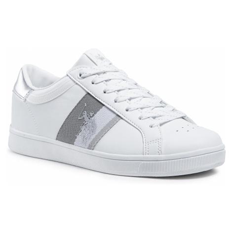 Sneakersy U.S. POLO ASSN. - Jarew1 JAREW4178S9/Y1 Whi/Sil