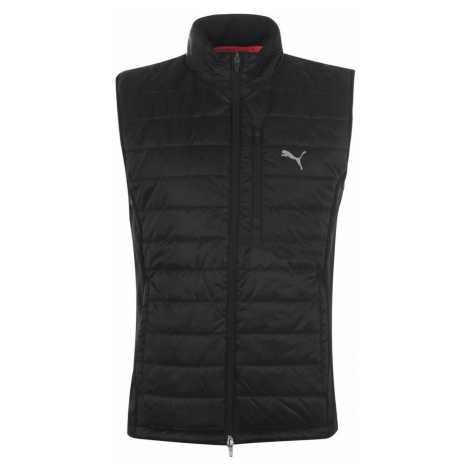 Puma Quilted Vest Snr 94
