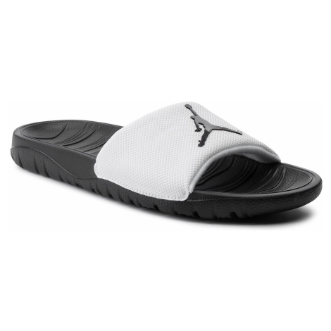 Klapki NIKE - Jordan Break Slide AR6374 100 White/Black/Black