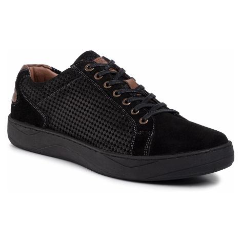 Sneakersy LASOCKI FOR MEN - MI08-C590-582-04 Black