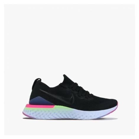 Buty damskie sneakersy Nike Epic React Flyknit 2 (GS) AQ3243 003