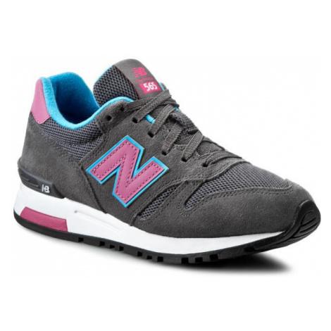 Sneakersy NEW BALANCE - Classics WL565SGP Szary