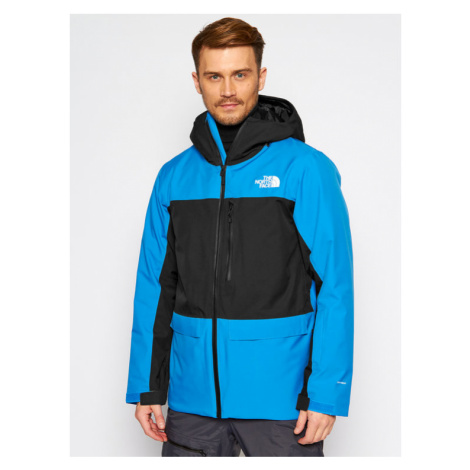 The North Face Kurtka narciarska Sickline NF0A4QWXME91 Niebieski Regular Fit