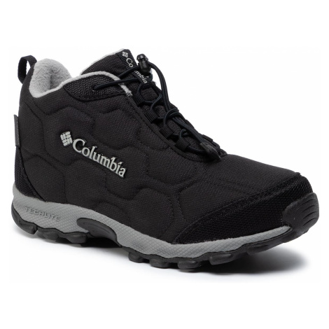 Trekkingi COLUMBIA - Youth Firecamp Mid 2 Wp BY1201 Black/Monument 010