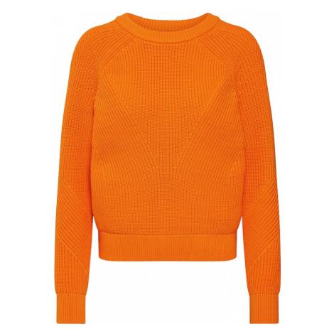 Banana Republic Sweter pomarańczowy