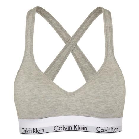 Calvin Klein Underwear Biustonosz 'Lift' nakrapiany szary