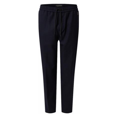 SCOTCH & SODA Spodnie 'Fave' niebieska noc