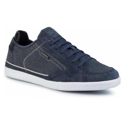Sneakersy GEOX - U Walee U022CA 0NB22 C4002 Navy