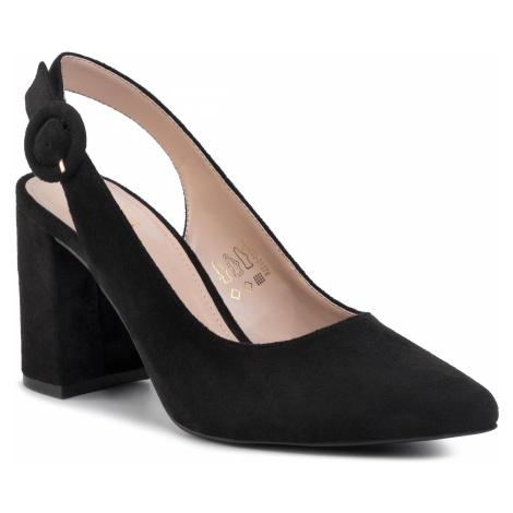 Sandały JENNY FAIRY - LS5233-01 Black