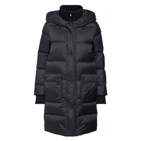 HUGO Płaszcz zimowy 'Femisa-1' czarny Hugo Boss